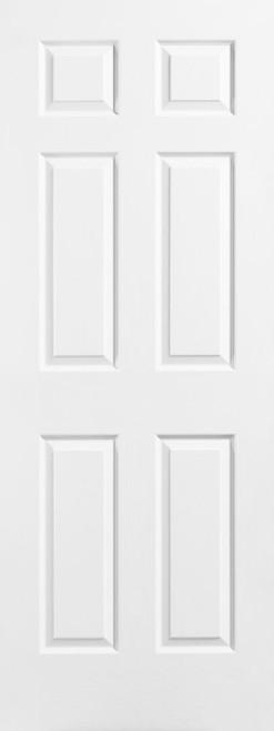 26X78X1 3/8 6PANEL DOOR