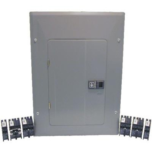 100A 16/32 Circuit Indoor Panel Package With Dnpl Breakers