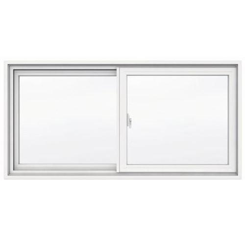 1700 SERIES Vinyl Clad Slider 47 3/8 inch x 23 inch, 4 9/16 inch frame
