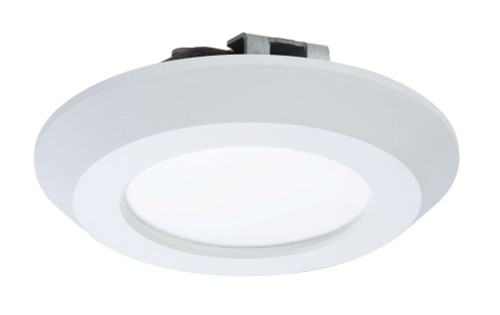 4 Inch. LED Surface/Downlight White Trim, 4000K