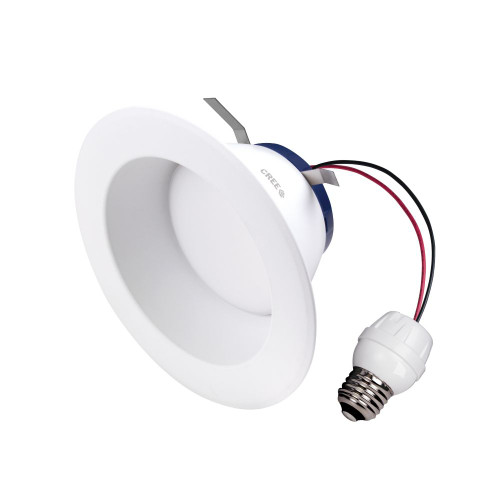 6 Inch TW Series 65W Equivalent Soft White (2700K) Dimmable LED Retrofit Recessed Downlight