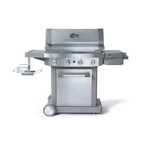 48,000 BTU Four  Burner Gas Grill Propane Barbecue