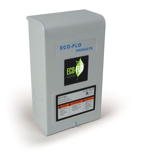 Ctl Box for 1/2HP 230V, Sub Deep Well Pmp