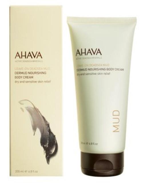 Ahava Dermud Nourishing Body Cream - 200 ML