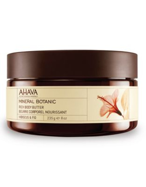 Ahava Mineral Botanic Body Butter - Hibiscus and Fig - 10 ML