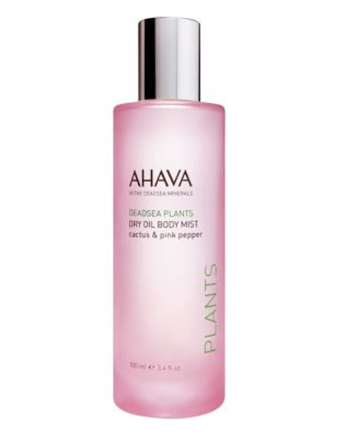 Ahava Dry Oil Body Mist - Cactus and Pink Pepper - 100 ML