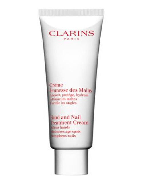 Clarins Hand And Nail Treatment Cream - 100 ML