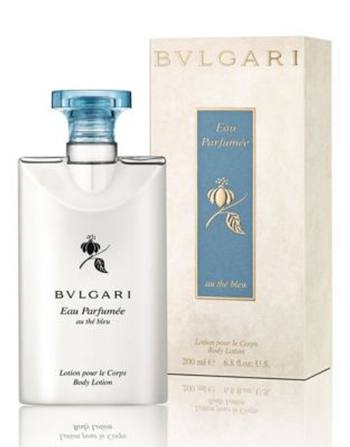 Bvlgari Eau Parfumee Au The Bleu Body Lotion
