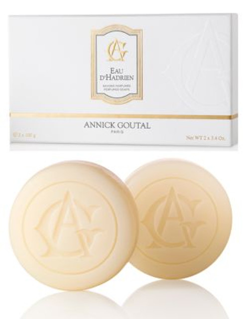 Annick Goutal Eau dHadrien 2 x 100 g soap for Her