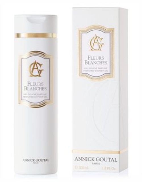Annick Goutal Fleurs Blanches Shower Gel - 200 ML