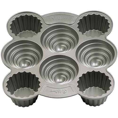 Multi Cavity Cupcake Pans