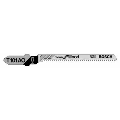 Jigsaw Blade T101ao Pkg Of 5