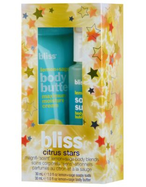 Bliss Citrus Stars
