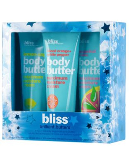 Bliss Brilliant Butters