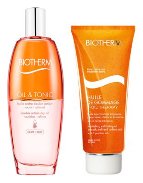 Biotherm Two-Piece Nourishing Oil Ritual Set