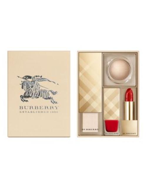 Burberry Four-Piece Festive Makeup Box