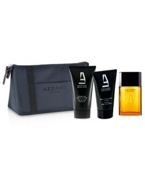 Azzaro Four-Piece Pour Homme Holiday Gift Set - 100 ML