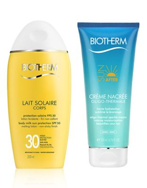 Biotherm Two-Piece Sun and Protection Set