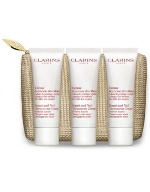 Clarins Hand and Nail Treatment Cream Three-Set