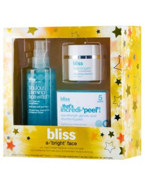 Bliss A-Bright Face Facial Kit