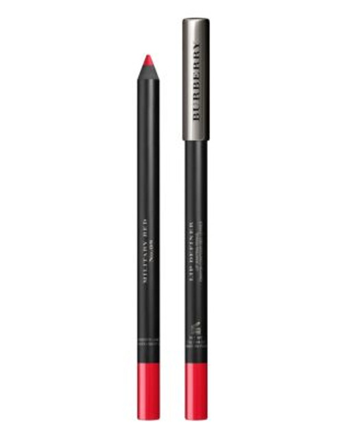 Burberry Lip Definer Shaping Pencil Nude 01 - 09 MILITARY RED