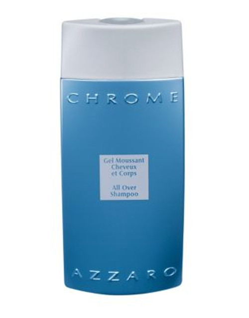 Azzaro Chrome All Over Shampoo - 200 ML