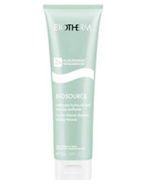 Biotherm Biosource Mousse Cleanser Normalcombo Skin - 50 ML