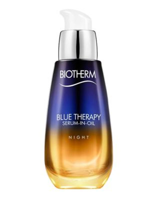 Biotherm Blue Therapy Serum in Oil Night - 30 ML