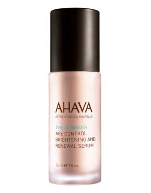 Ahava Age Control Brightening And Renewal Serum - 30 ML
