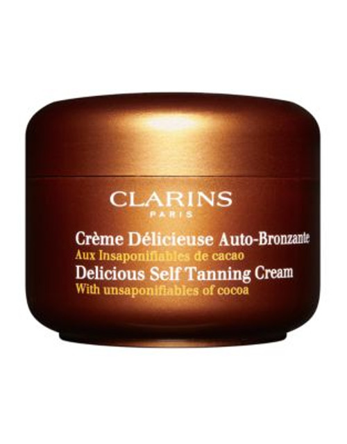 Clarins Delicious Self Tanning Cream - 125 ML