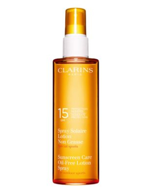 Clarins Sun Care Spray Oil-Free Lotion Moderate Protection SPF 15 - 150 ML