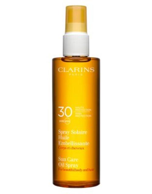 Clarins Sunscreen Care Oil Spray - 150 ML