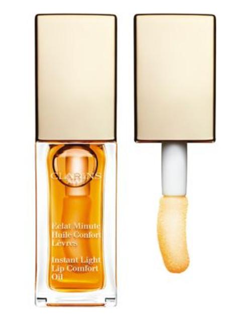 Clarins Instant Light Lip Comfort Oil - HONEY