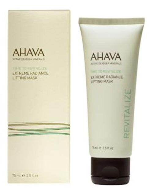 Ahava Extreme Radiance Lifting Mask - 75 ML