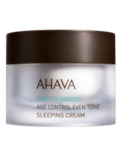 Ahava Age Control Even Tone Sleeping Cream - 50 ML