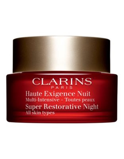 Clarins Super Restorative Night Cream All skin types - 50 ML
