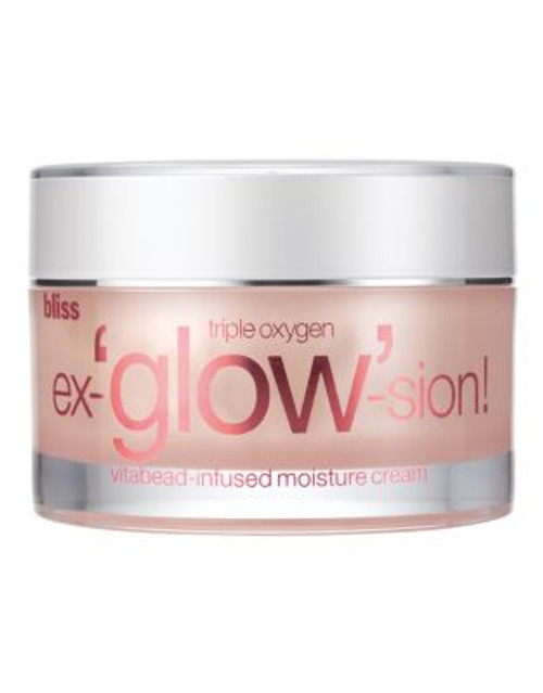 Bliss Triple Oxygen Ex-'glow'-sion! Vitabead-Infused Moisture Cream - 50 ML