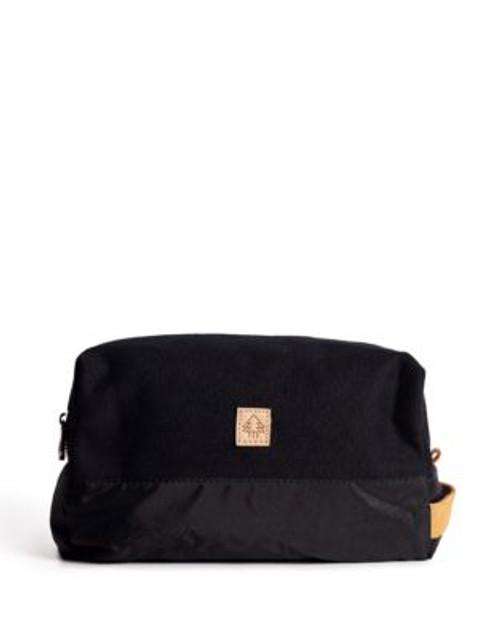 Arborist Dopp Bag - BLACK
