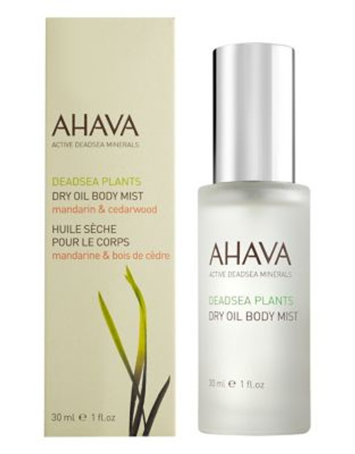 Ahava Travel Size Dry Oil Body Mist - 30 ML