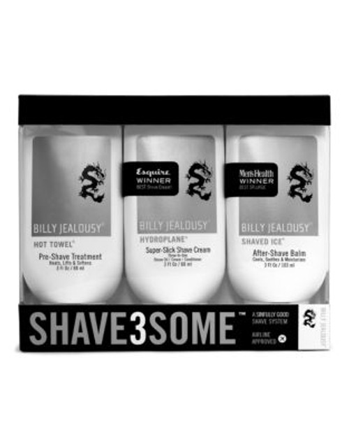 Billy Jealousy Shave3Some Kit - 90 ML