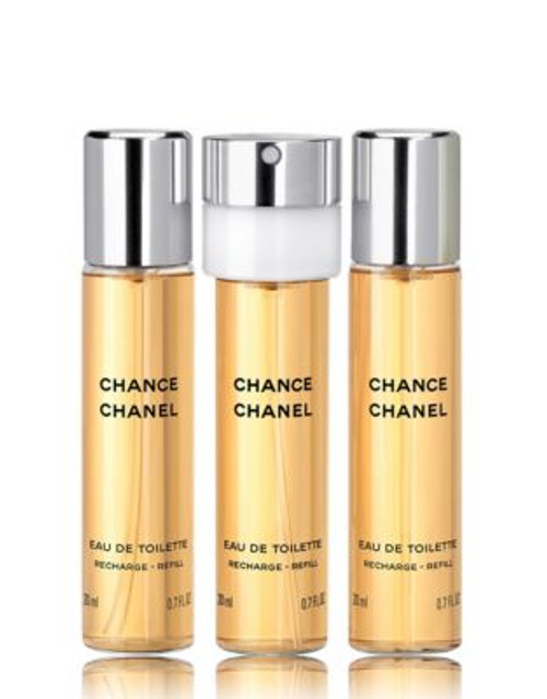 Chanel CHANCE Eau de Toilette Twist And Spray Refill - 60 ML