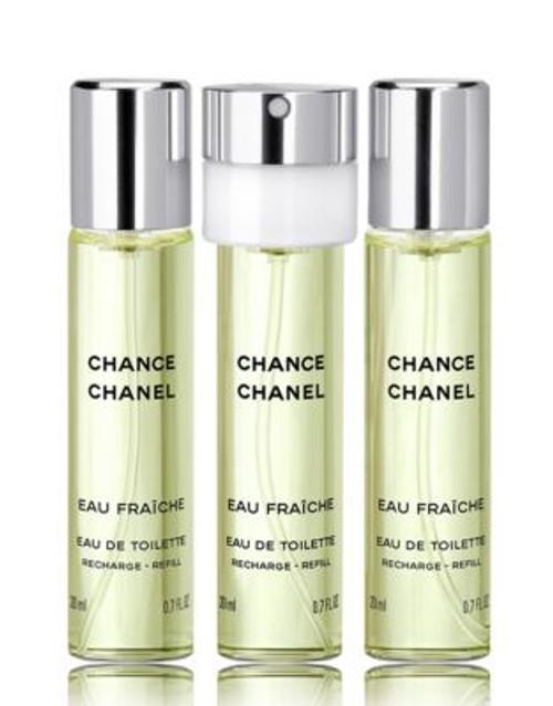 Chanel CHANCE EAU FRAÎCHE Eau de Toilette Twist And Spray Refill - 60 ML