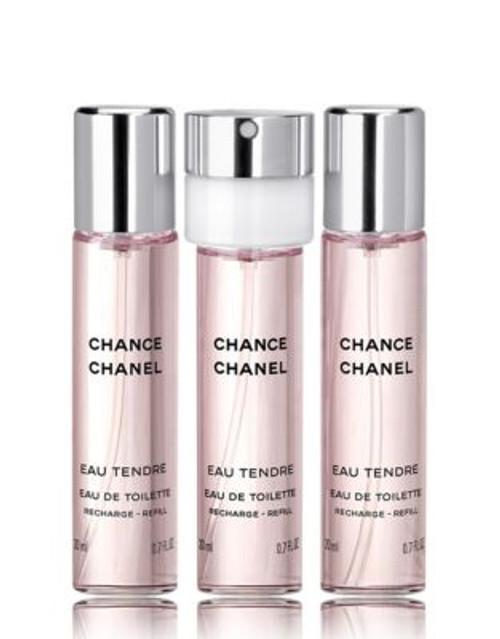 Chanel CHANCE EAU TENDRE Eau de Toilette Twist And Spray Refill - 60 ML