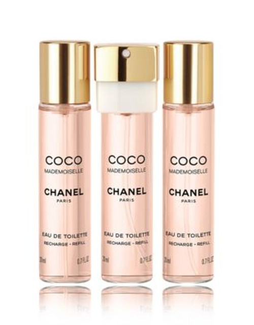 Chanel COCO MADEMOISELLE Eau de Toilette Twist And Spray Refill - 60 ML
