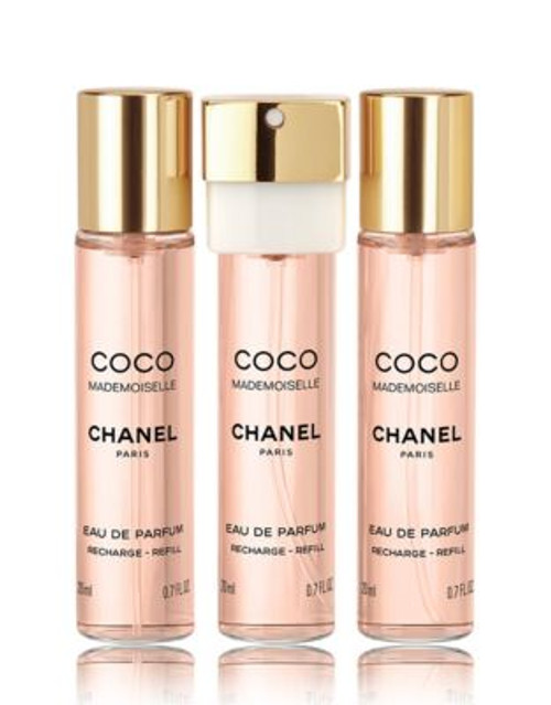 Chanel COCO MADEMOISELLE Eau de Parfum Twist And Spray Refill - 60 ML