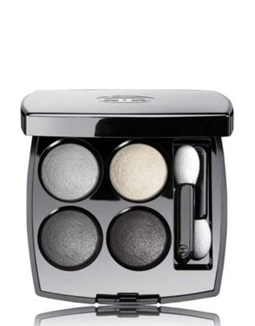Chanel LES 4 OMBRES <BR> Multi-Effect Quadra Eyeshadow - TISSE SMOKY