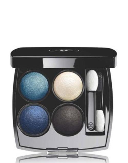 Chanel LES 4 OMBRES <BR> Multi-Effect Quadra Eyeshadow - TISSE JAZZ