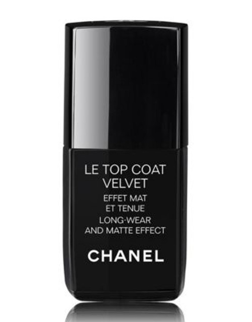 Chanel LE TOP COAT VELVET Long-Wear And Matte Effect