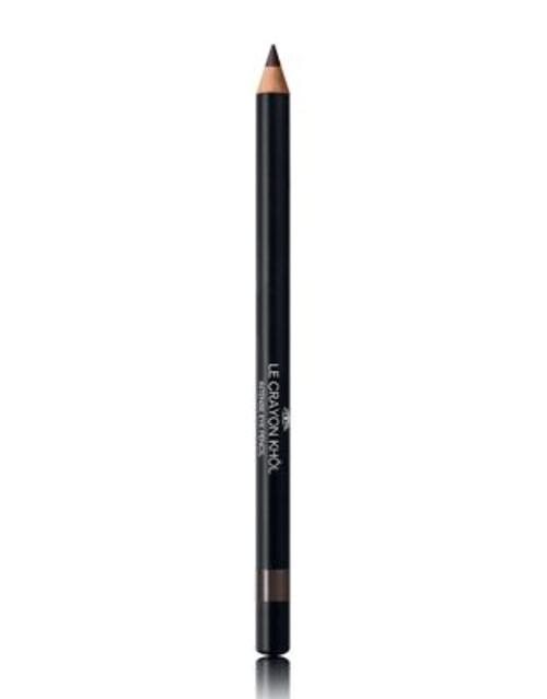 Chanel LE CRAYON KHÔL <br> Intense Eye Pencil - ROUGE NOIR
