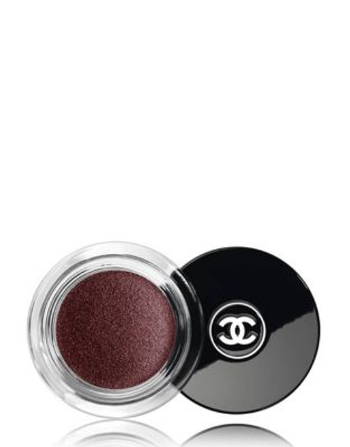 Chanel ILLUSION D'OMBRE <br> Long Wear Luminous Eyeshadow - ROUGE NOIR